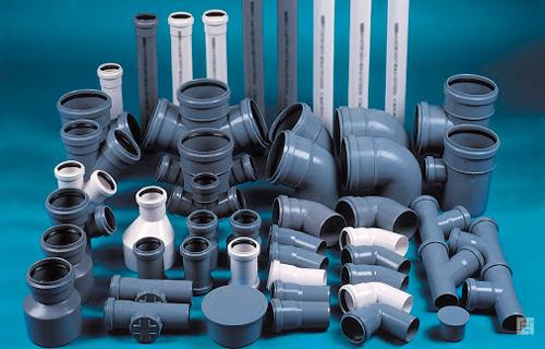 Трубы и фитинги для канализации Формула тепла