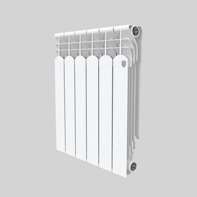 Алюминиевый радиатор MONOBLOCK A