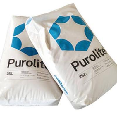 Purolite c100e (пуролайт) - смола для умягчения питьевой воды, 25 л