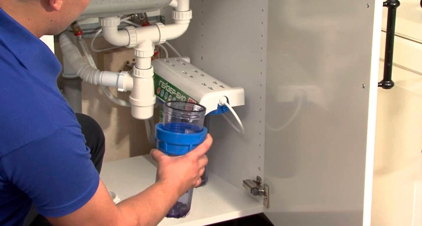Фильтры и картриджи для воды в Оренбурге