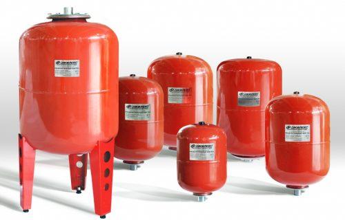 Расширительные баки для отопления и водоснабжения в Оренбурге